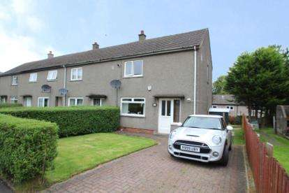 2 Bedrooms End Of Terrace House for sale in Hollows Avenue, Paisley