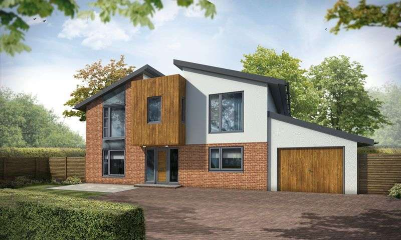 5 Bedrooms Detached House for sale in 1 Ace High Close, Maidstone