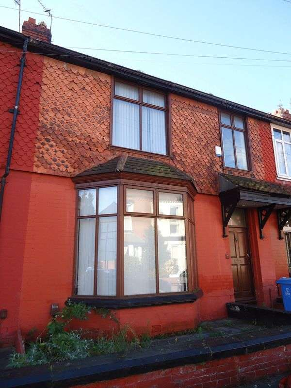 4 Bedrooms Terraced House for sale in Rossett Avenue, Liverpool