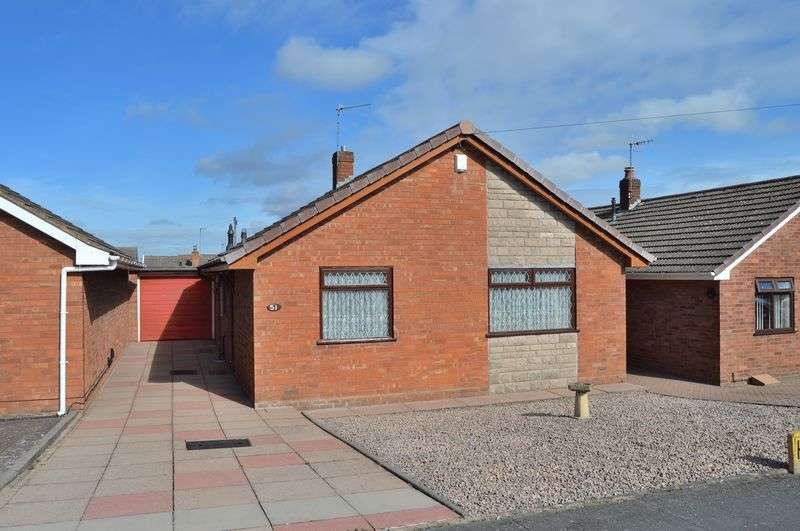 2 Bedrooms Detached Bungalow for sale in Linhope Drive, Kingswinford
