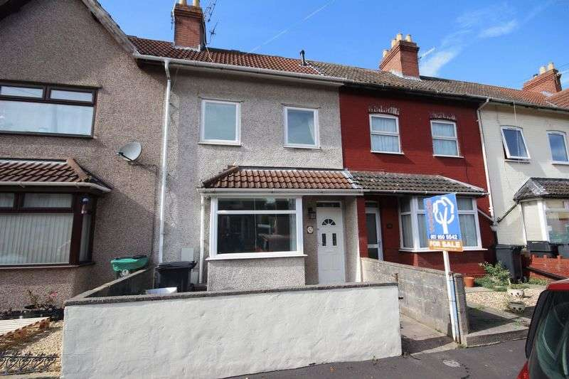 2 Bedrooms Terraced House for sale in Cook Street, Avonmouth
