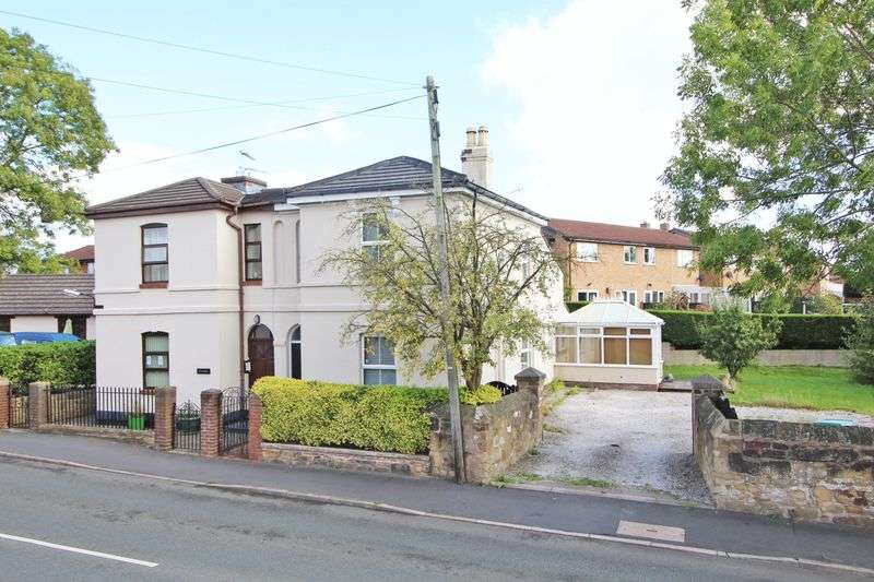 3 Bedrooms Semi Detached House for sale in New Road, Wrexham