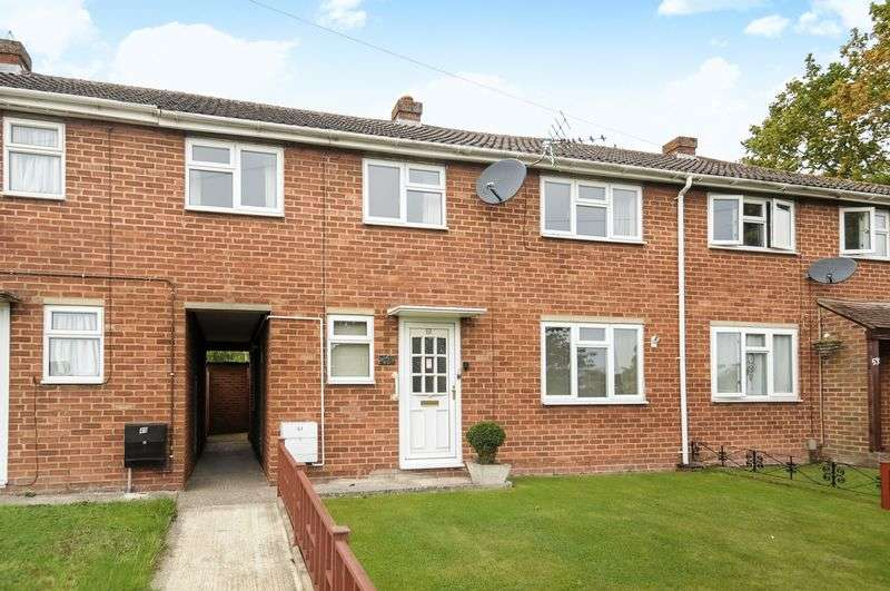 3 Bedrooms Terraced House for sale in Denchworth Road, Wantage