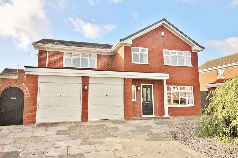 4 Bedrooms Detached House for sale in Chandley Close, Ainsdale