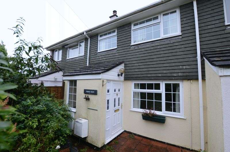2 Bedrooms Terraced House for sale in Marythorne Road, Bere Alston, Yelverton