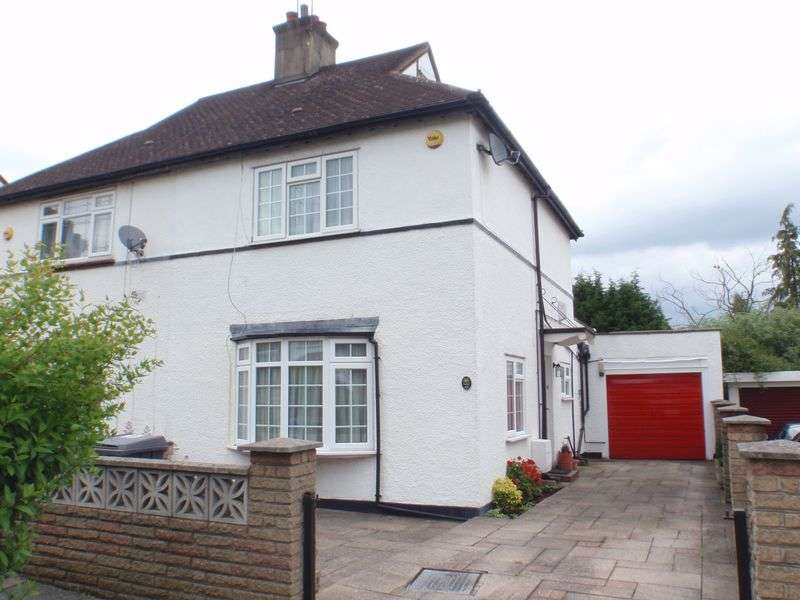 3 Bedrooms Semi Detached House for sale in Ryhope Road, London