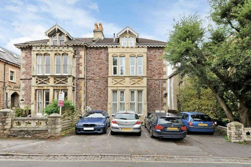 2 Bedrooms Flat for sale in Trelawney Road, Cotham