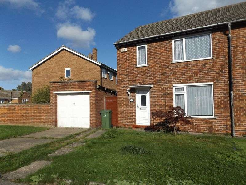 2 Bedrooms Terraced House for sale in Leven Close, Eaglescliffe