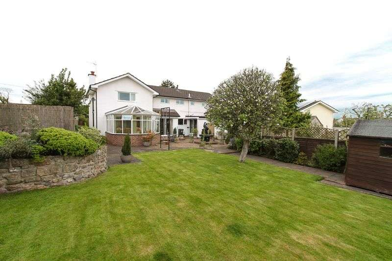 5 Bedrooms Detached House for sale in Westaway Close, Yatton