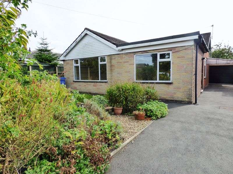 3 Bedrooms Detached Bungalow for sale in Sycamore Avenue, Euxton
