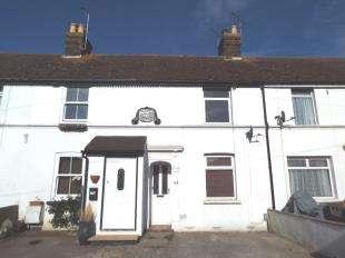 2 Bedrooms Terraced House for sale in Osborne Road, Willesborough, Ashford, Kent