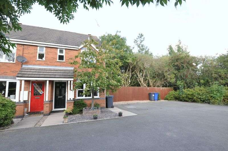 2 Bedrooms Semi Detached House for sale in MCADAM CLOSE, STAPENHILL