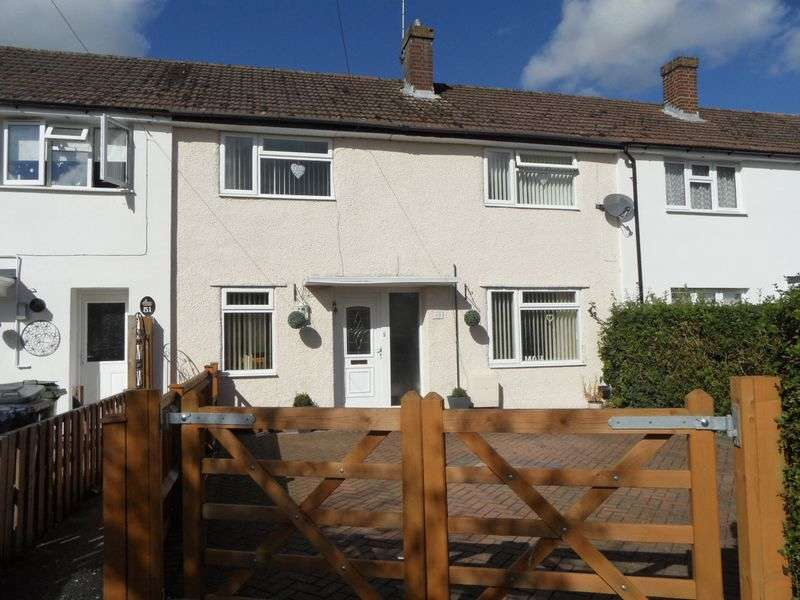 3 Bedrooms Terraced House for sale in Stokenchurch, Bucks - three bedroom terrace house in cul-de-sac location