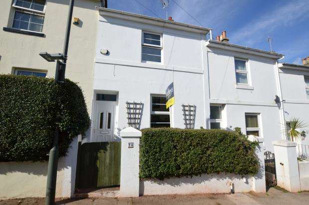 2 Bedrooms Terraced House for sale in Cambridge Road, St Marychurch, Torquay, Devon