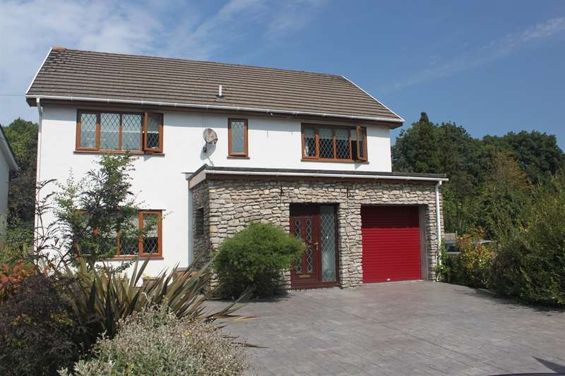 4 Bedrooms Detached House for sale in ., Corntown, Bridgend