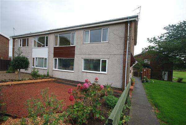 2 Bedrooms Apartment Flat for sale in Dalmahoy Way, Kilwinning