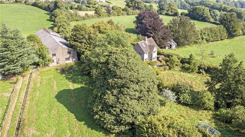 3 Bedrooms Detached House for sale in Mill Lane, Painswick, Stroud, Gloucestershire, GL6