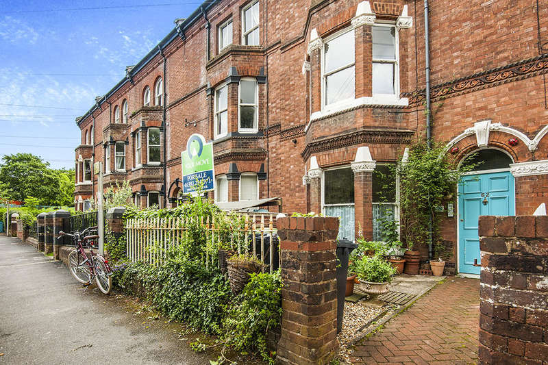 3 Bedrooms Flat for sale in Belmont Road, Exeter, EX1