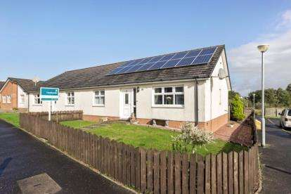 2 Bedrooms Semi Detached House for sale in Highhouse View, Auchinleck, East Ayrshire