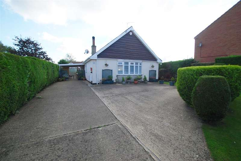 3 Bedrooms Bungalow for sale in The Causeway, Burgh Le Marsh