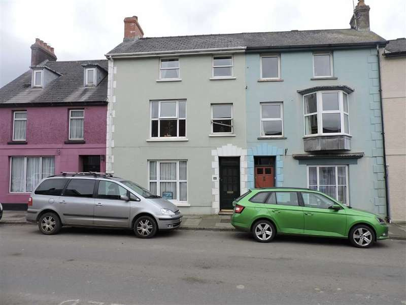 4 Bedrooms Property for sale in St. James Street, Narberth, Pembrokeshire