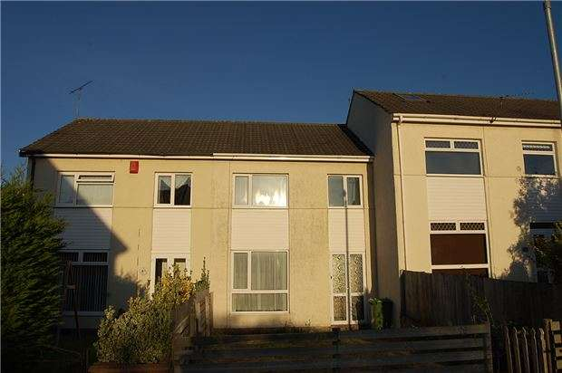 3 Bedrooms Terraced House for sale in Ashford Way, Kingswood, BS15 9YP