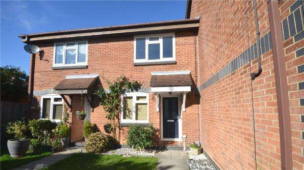 2 Bedrooms Terraced House for sale in Church View, Yateley, Hampshire