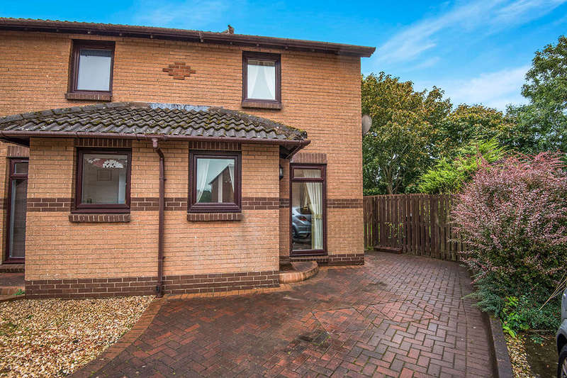 2 Bedrooms Semi Detached House for sale in Bailielands, Linlithgow, EH49