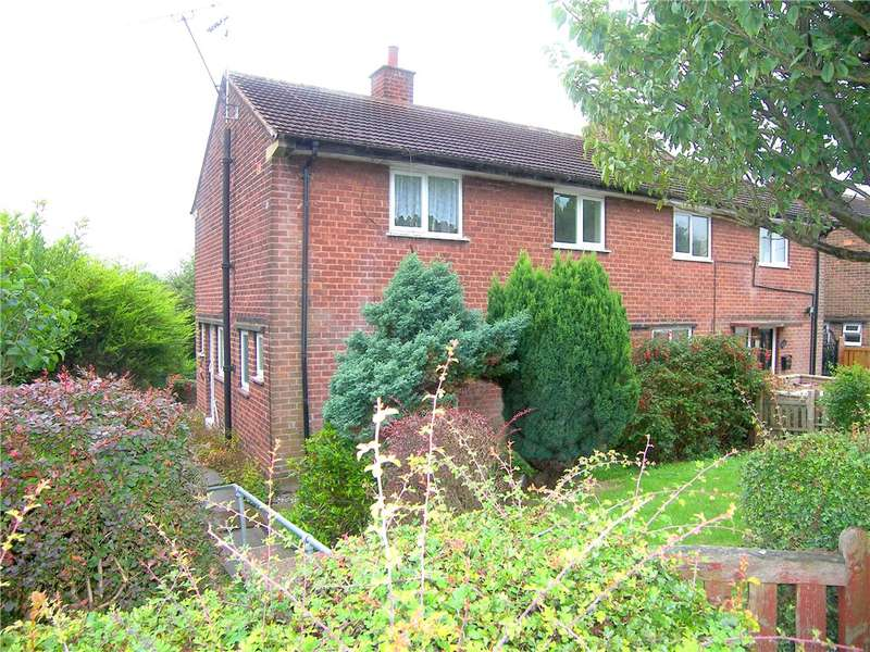 3 Bedrooms Semi Detached House for sale in Gloves Lane, Blackwell, Alfreton, Derbyshire, DE55