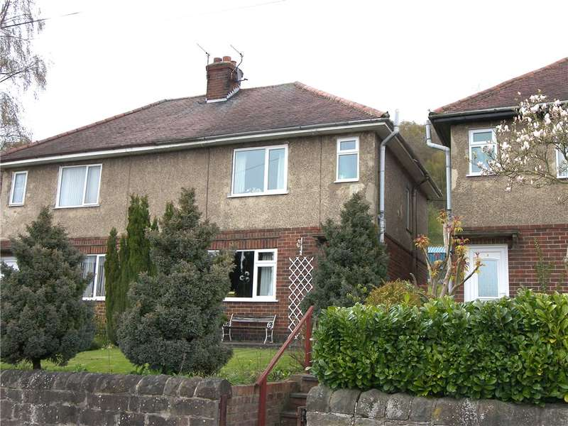 3 Bedrooms Semi Detached House for sale in Church Street, Holloway, Matlock, Derbyshire, DE4