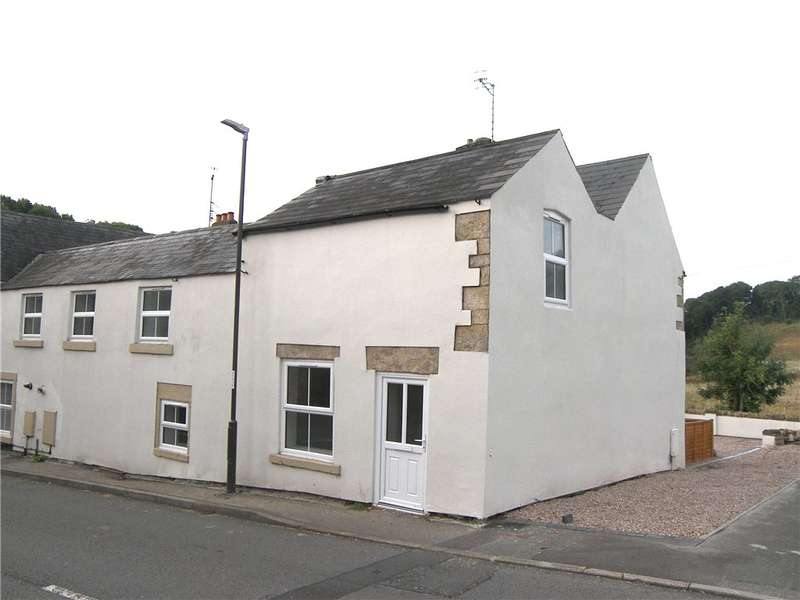 2 Bedrooms End Of Terrace House for sale in Bullbridge Hill, Bullbridge, Belper, Derbyshire, DE56