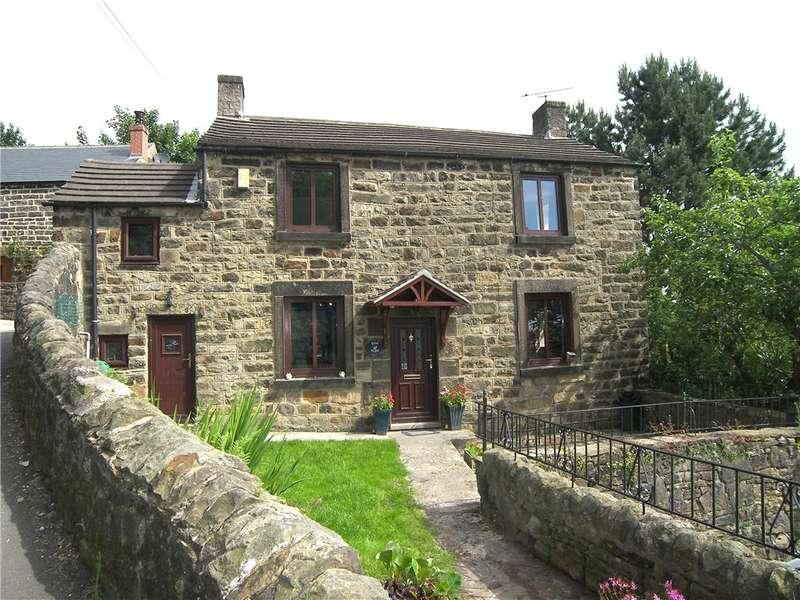 3 Bedrooms Detached House for sale in Sun Lane, Crich, Matlock, Derbyshire, DE4