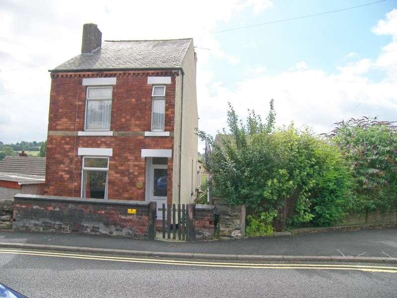 3 Bedrooms Detached House for sale in Nottingham Road, Belper, Derbyshire, DE56