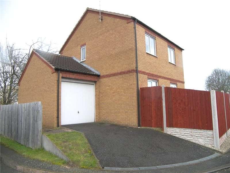 3 Bedrooms Detached House for sale in Boulton Lane, Alvaston, Derby, Derbyshire, DE24