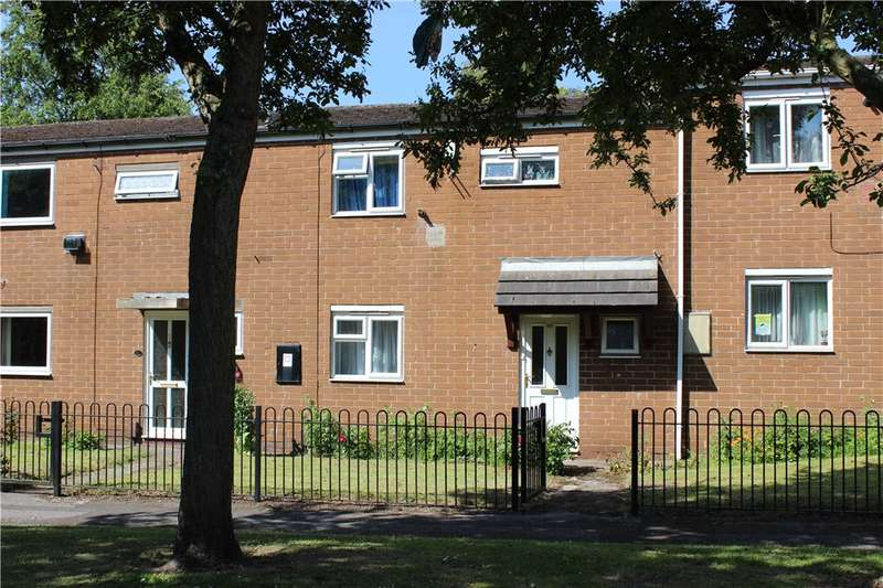 3 Bedrooms Town House for sale in Alder Walk, Normanton, Derby, Derbyshire, DE23