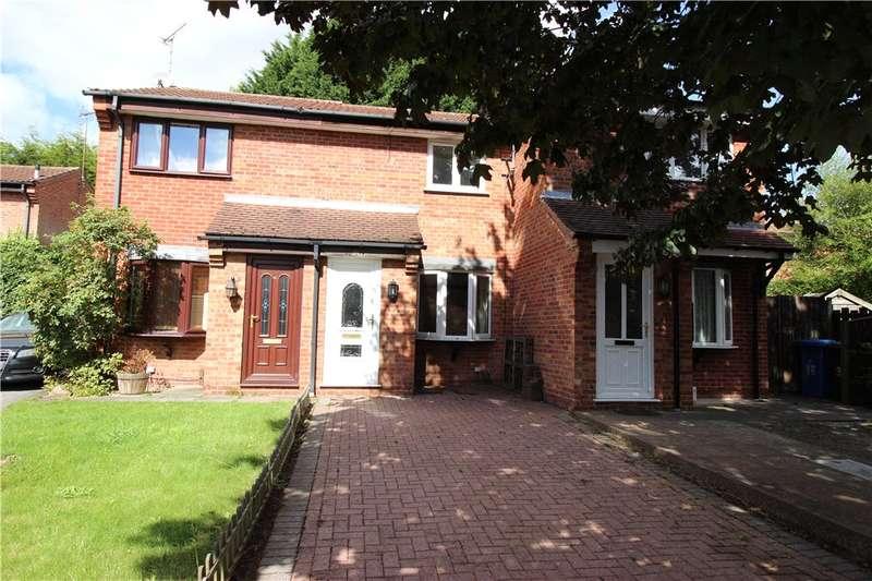 1 Bedroom Terraced House for sale in Leman Street, Derby, Derbyshire, DE22