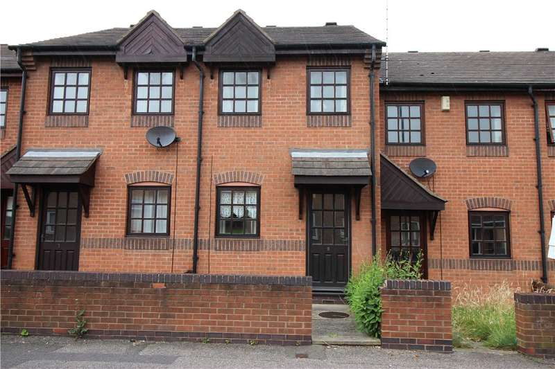 2 Bedrooms Town House for sale in Vale Mills, Boyer Street, Derby, Derbyshire, DE22