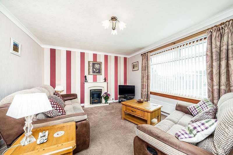 3 Bedrooms Detached House for sale in Bank Street, Slamannan, Falkirk, FK1