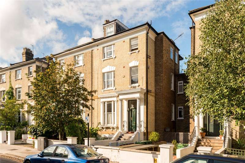 1 Bedroom Flat for sale in King Henrys Road, London, NW3
