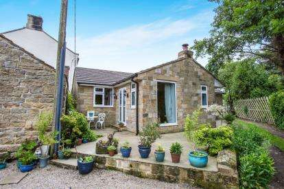 2 Bedrooms Bungalow for sale in Risplith, Ripon, North Yorkshire