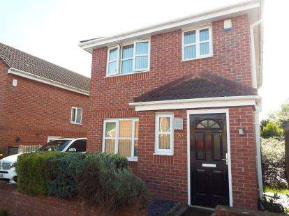 3 Bedrooms Detached House for sale in Aspenwood Drive, Blackley, Manchester, Greater Manchester