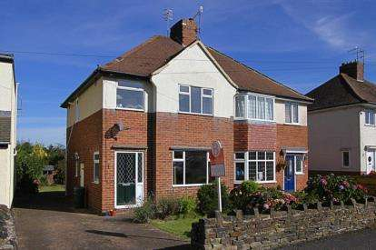 3 Bedrooms Semi Detached House for sale in Miriam Avenue, Chesterfield, Derbyshire