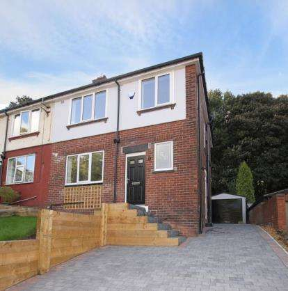 3 Bedrooms Semi Detached House for sale in Bocking Lane, Sheffield, South Yorkshire