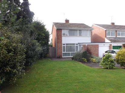 3 Bedrooms Link Detached House for sale in Sibland Road, Thornbury, Bristol, Gloucestershire
