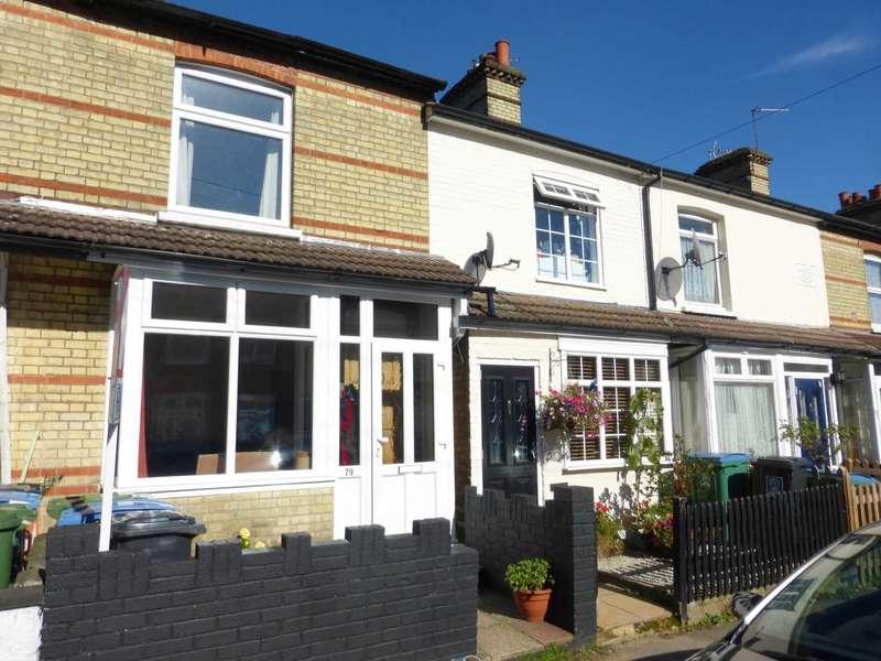 2 Bedrooms Terraced House for sale in Regent Street, Watford