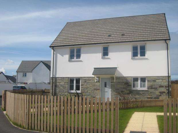 4 Bedrooms Detached House for sale in The Village, West Road, Quintrell Downs, Newquay