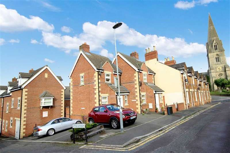 1 Bedroom Property for sale in Vicarage View, Old Town, Swindon