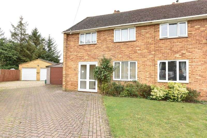 3 Bedrooms Semi Detached House for sale in Franklin Avenue, Tadley