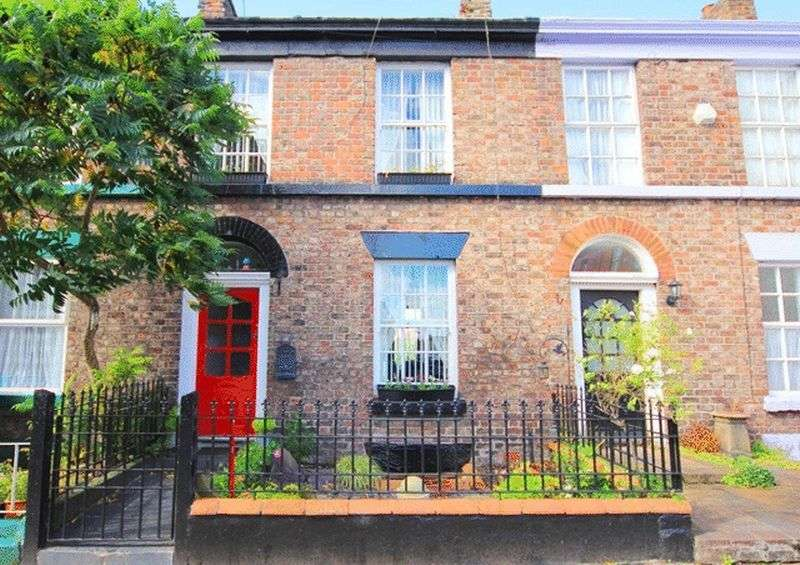 3 Bedrooms Terraced House for sale in Grove Street, Wavertree Gardens, Liverpool, L15