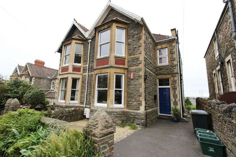2 Bedrooms Flat for sale in Highdale Avenue, Clevedon